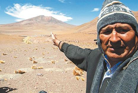 Morales sostiene que Chile comete atropellos en la zona delmanantial Silala, pero pide diálogo a Bachelet