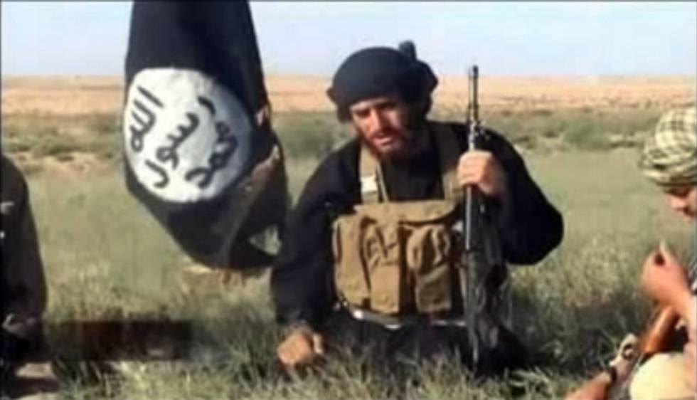 Al Adnani en una captura de un vídeo difundido en 20112.