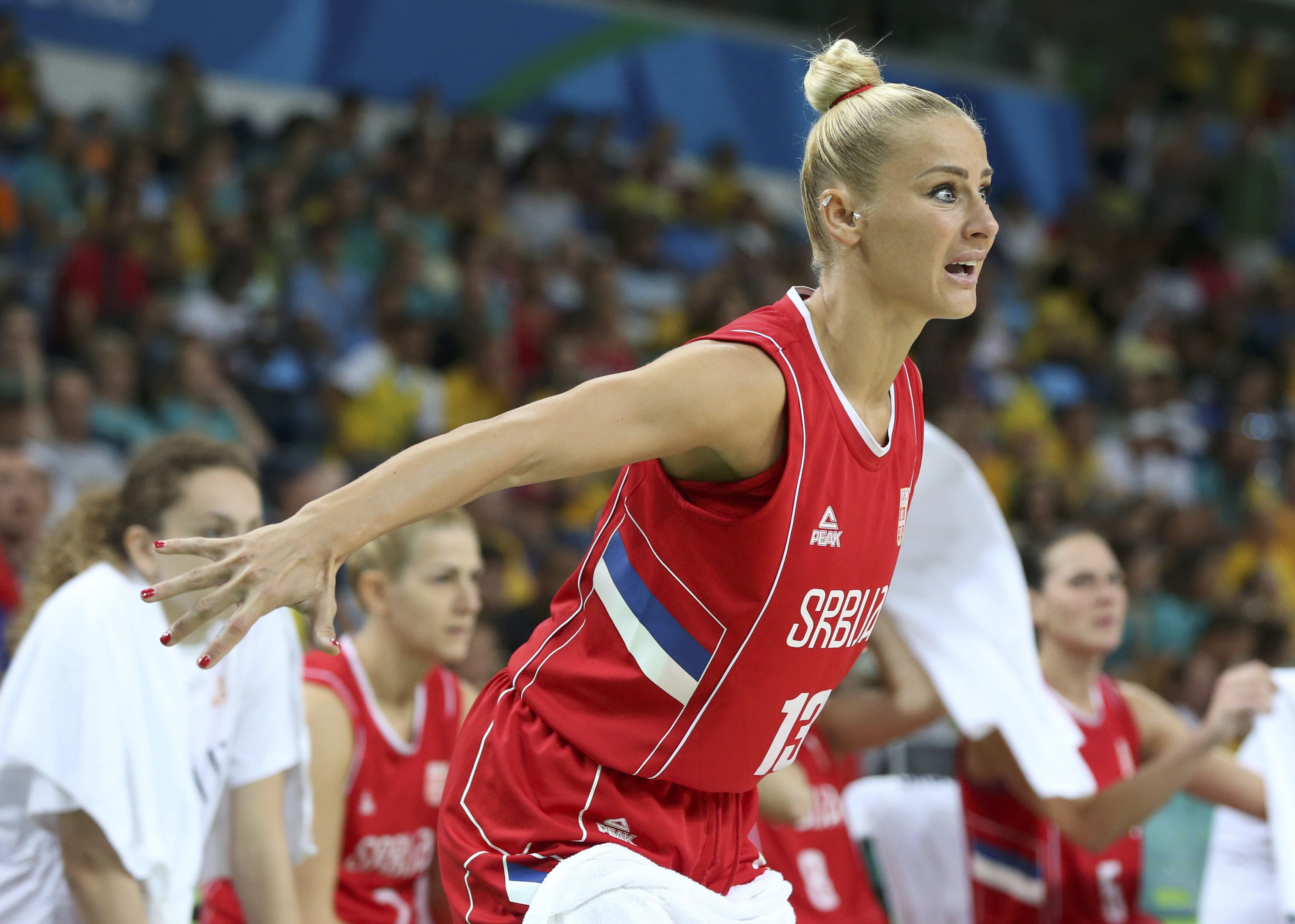 Basketball - Women
