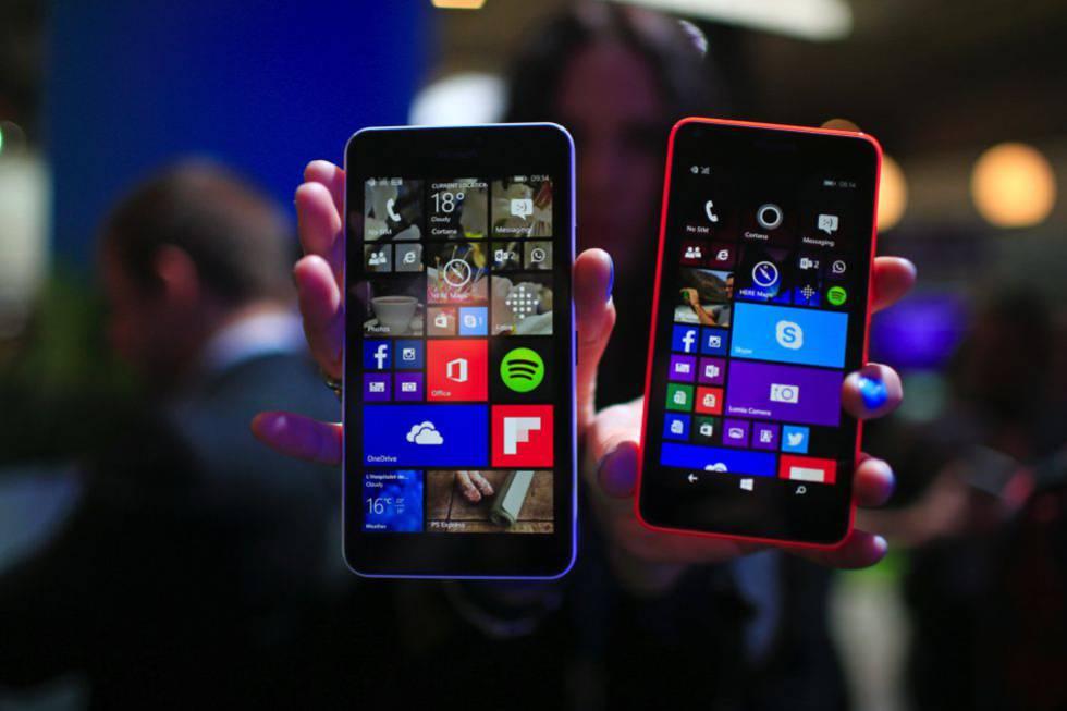 Aún no se conoce el día exacto en el que Windows 10 para móvil desembarcará a España.