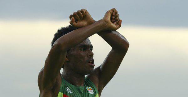 Feyisa Lilesa