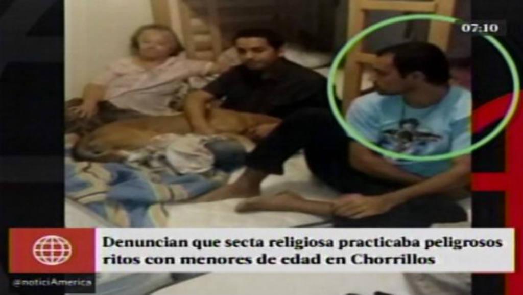 Resultado de imagen para Perú: Rescatan a tres niños de una secta que esperaba al fin del mundo