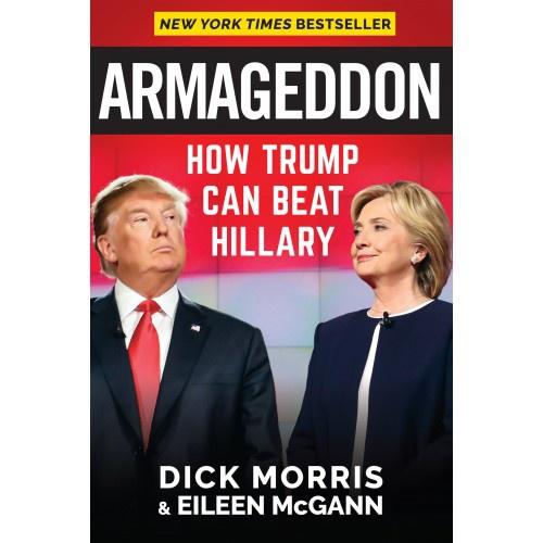Armageddon: cómo Trump puede derrotar a Hillary