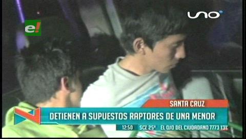 Detienen a tres supuestos secuestradores de una adolescente