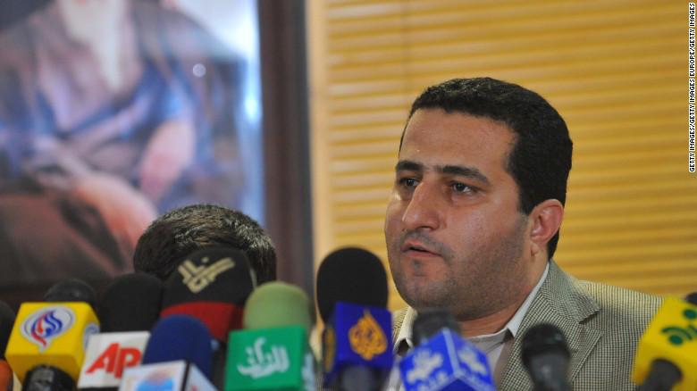 cientifico irani