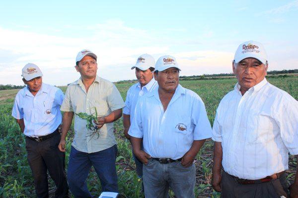 DEUDAS AGOBIAN A PEQUEÑOS PRODUCTORES EN EL ORIENTE BOLIVIANO.