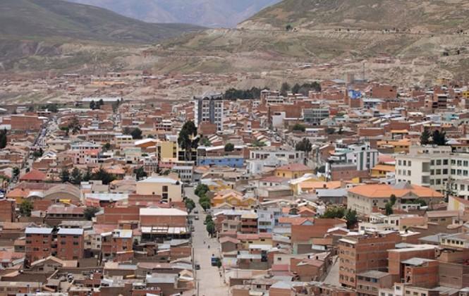 Comcipo denuncia estancamiento de la economía en Potosí por la restricción en la venta de dinamita