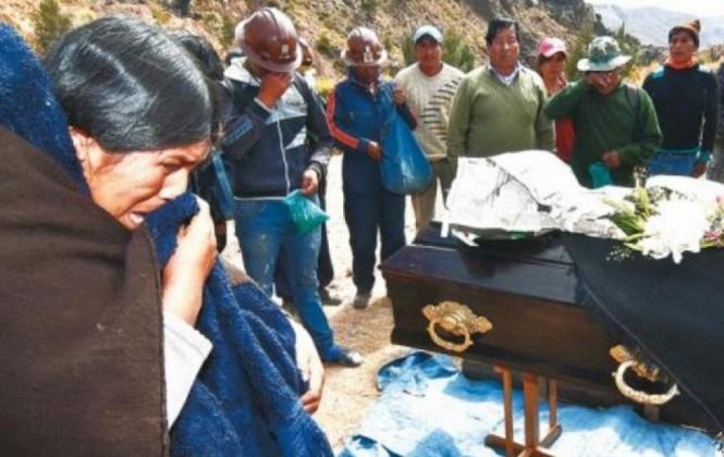 A dos semanas de la muerte de mineros por impacto de bala, las investigaciones no dan con los autores