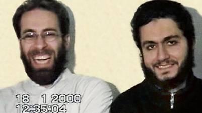Ziad Jarrah (izq.) y Mohammed Atta  (AP)