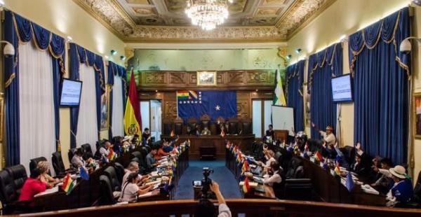 Senado sanciona el PGE 2016 que prevé un crecimiento del 5,01%
