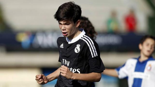 TAS permite jugar a juveniles del Real Madrid