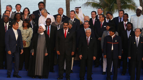 Cumbre de los No Alineados, Venezuela