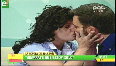 """Julián Gil a Estefani Brillit: """"Agárrate que estoy solo"""""""