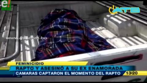 """Raptó y asesinó a su ex enamorada en el """"Día del amor"""""""