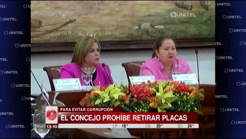 Santa Cruz: Concejo Municipal prohíbe el retiro de placas de motorizados infractores