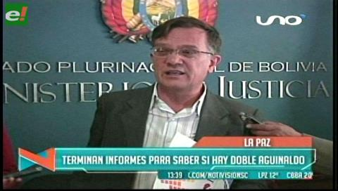 INE termina informe para saber si habrá pago del doble aguinaldo