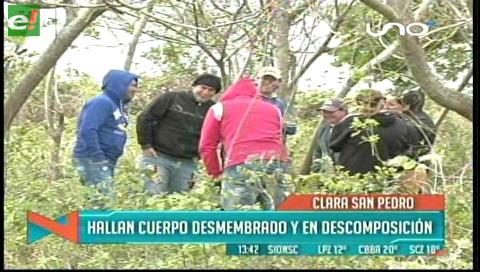 Clara San Pedro: Descubren los restos de una persona entre matorrales