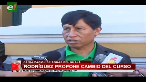 Senador propondrá desviación de aguas del Silala para evitar que pase por Chile