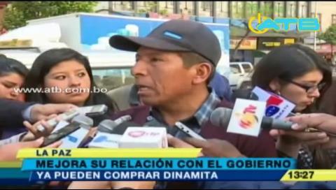 Cooperativistas esperan reunirse con el Ministro de Minería