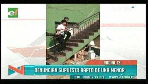Capturan a sospechosos de intentar raptar a una niña en un colegio de la Radial 13