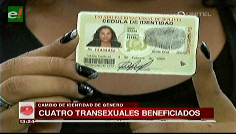 Cuatro transexuales se beneficiaron con la Ley de Identidad de Género