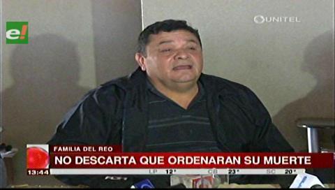 Familia de Mauricio Baldelomar no descarta que hayan encargado su asesinato