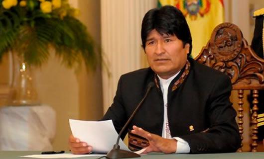 Morales propone a Chile visita conjunta para verificar canalización en Silala