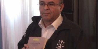 """DDHH pide que Ferreira se retracte de haber dicho que Amparo Carvajal es una """"anciana extranjera y fascista"""""""
