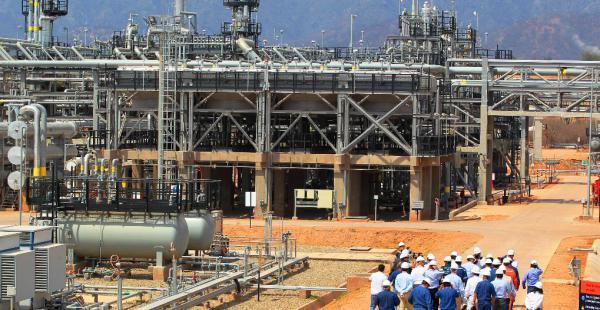 Evo confirma hallazgo de importantes reservas gasíferas en Chuquisaca