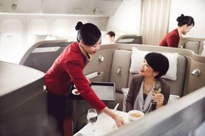 Cathay Pacific Airways,