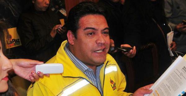 El alcalde paceño Luis Revilla es uno de los proponentes de este plazo