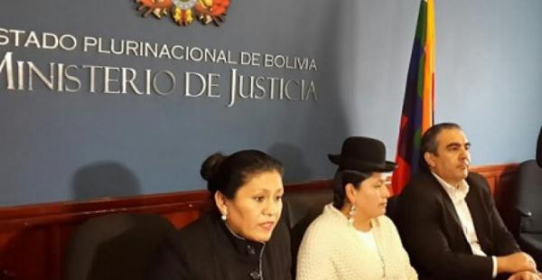 Órganos deliberantes resolverán vía administrativa denuncias sobre violencia política