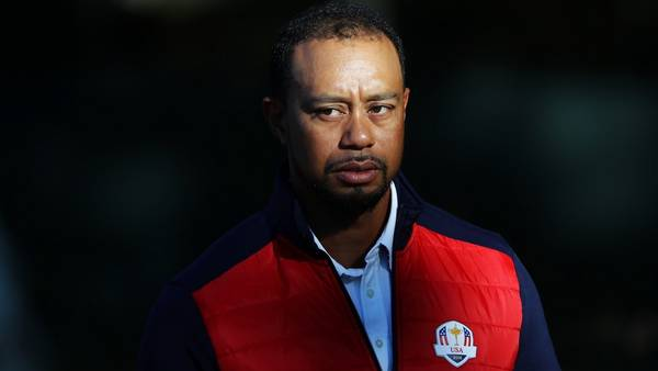 Problema tras problema. El último torneo de Woods fue el Abierto de Greensboro, en septiembre de 2015. (AFP)