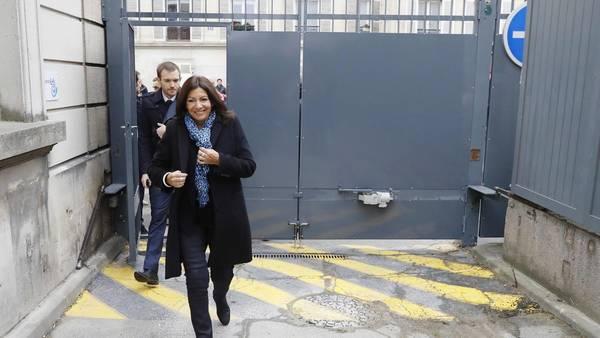 Anne Hidalgo, la alcaldesa de París, una de las protagonistas de la cumbre. Foto: AFP