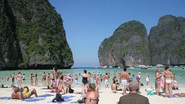 Las playas son uno de los grandes atractivos del país.