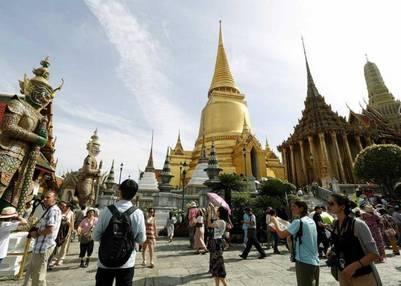Templo del Buda Esmeralda, en el Gran Palacio Real.