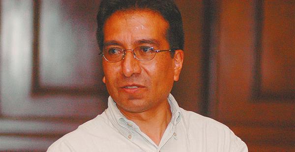 Erick Torrico ha sido un observador crítico del desempeño de los medios de comunicación en el país