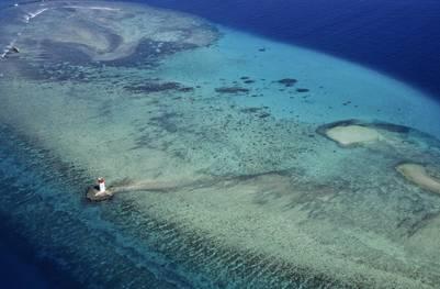Los mares de Melanesia, en Oceanía, están tasadas en 548.000 millones de dólares (Getty Images).