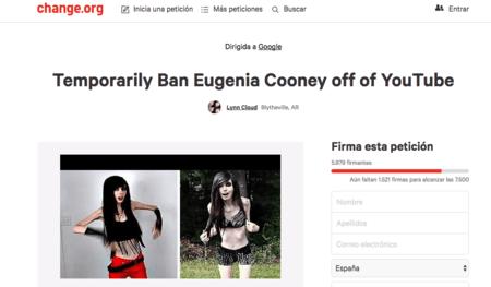 Exigen cerrar canal a youtuber acusada de promover la anorexia