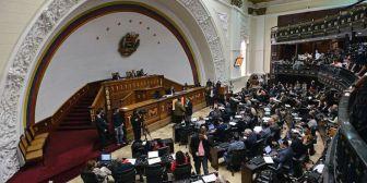 Asamblea Nacional de Venezuela se declara en rebeldía; impulsará juicio político contra Maduro