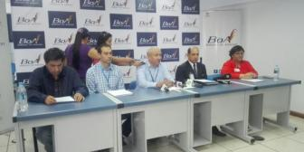 BoA se querella contra los dos tripulantes detenidos por narcotráfico