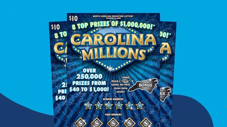 ¡Ganó un millón de dólares y no creía en la lotería!