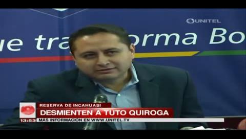 YPFB dice que pozo perforado durante la gestión de Tuto no tuvo resultados