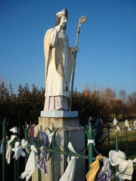 Image result for st padern statue monument