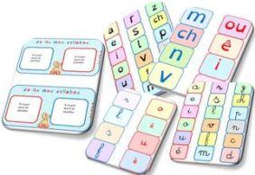 Les machines à syllabes