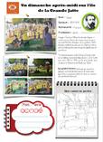 Fiches de préparation en Arts visuels