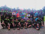 Foto Bersama Para Tim Pemenang Liga Hukum 2016, Jumat (9/12).