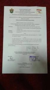 Dokumentasi Peraturan PPU Kema FH-UH