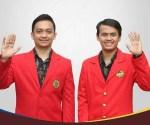 Presiden dan Wakil Presiden Badan Eksekutif Mahasiswa Fakultas Hukum Universitas Hasanuddin (BEM FH-UH) terpilih periode 2017-2018.