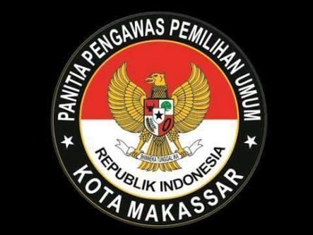 Logo Panwaslu Kota Makassar